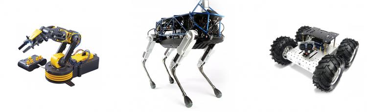 دوره آموزشی ساخت اصولی ربات