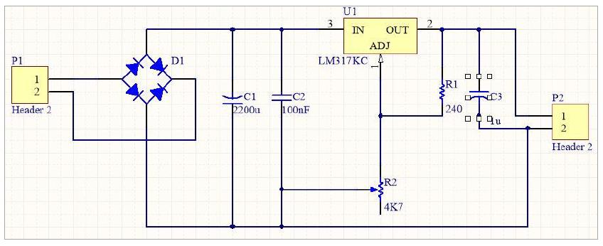 طراحی مدار در آلتیوم دیزاینر