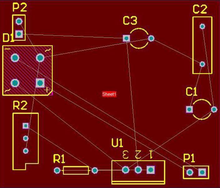 طراحی PCB در آلتیوم دیزاینر