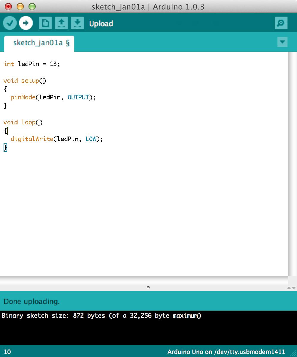 ساختار کدنویسی -آموزش آردوینو {جلسه پنجم}
