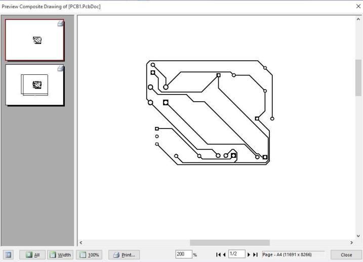 سیم کشی در آلتیوم دیزاینر