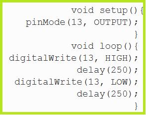 arduino-code-setup