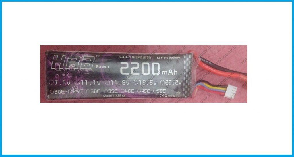 اطلاعات روی باتری لیتیم پلیمر