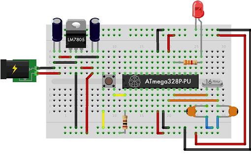 ساخت arduino