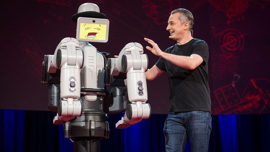 ربات EDI