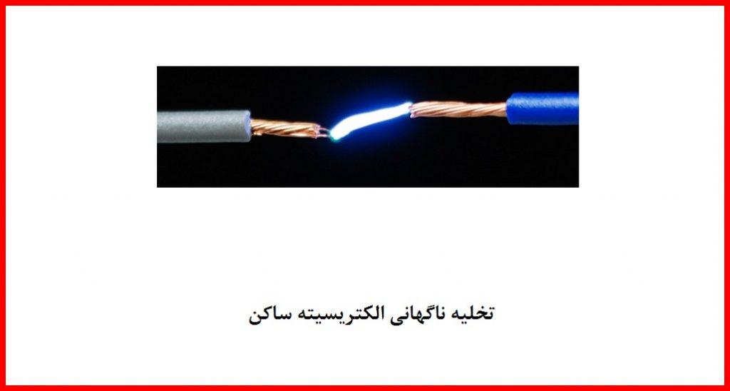 تخلیه الکتریسیته ساکن