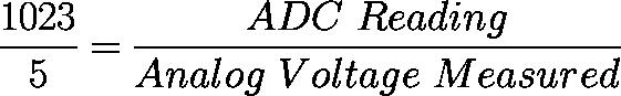 ADC در آردوینو
