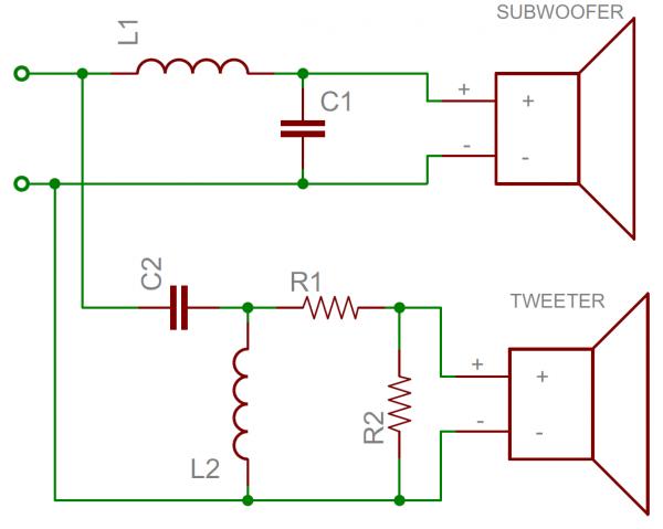speaker-capacitor