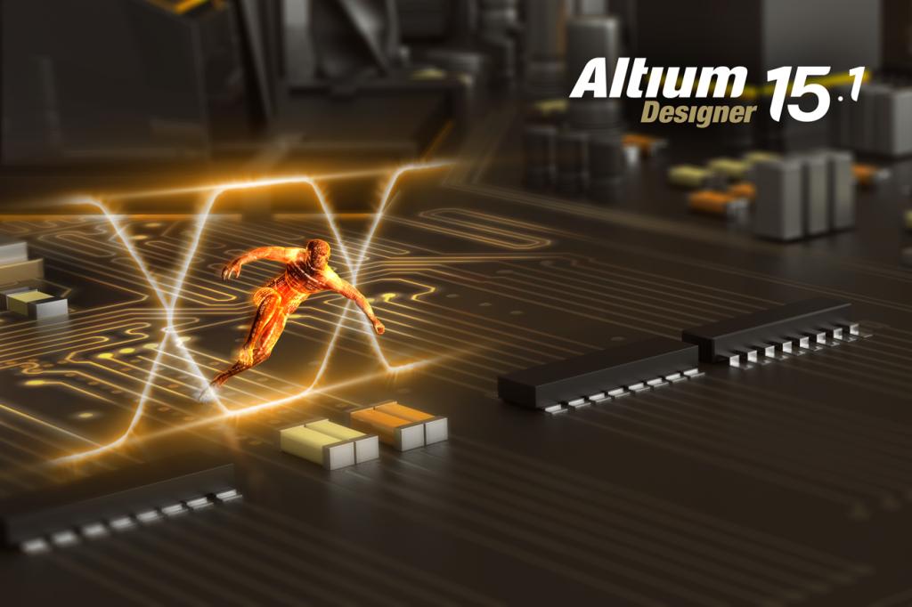 جلسه اول دوره Altium designer 15