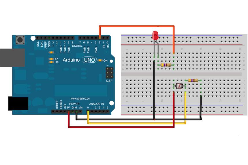 جلسه 18 دوره arduino- راه اندازی فتوسل