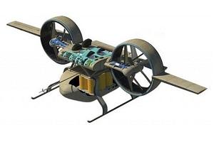 پهپاد جديد دارپا - ربات ARES