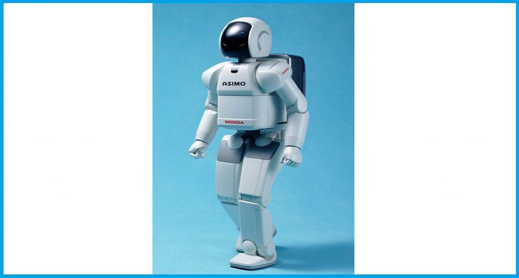 ربات آسيمو