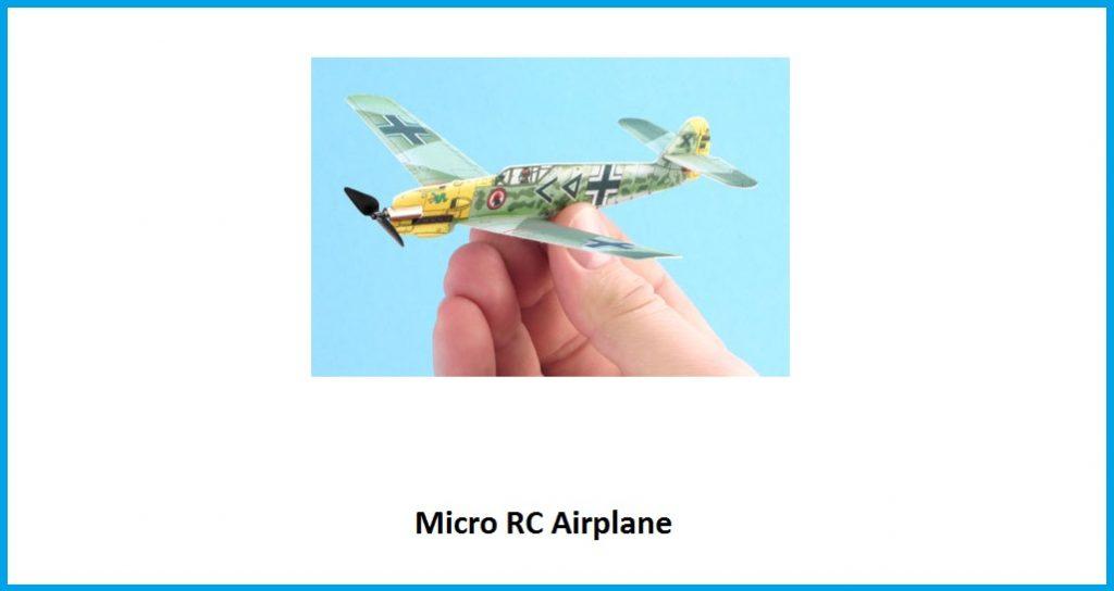 هواپیمای مدل کوچک