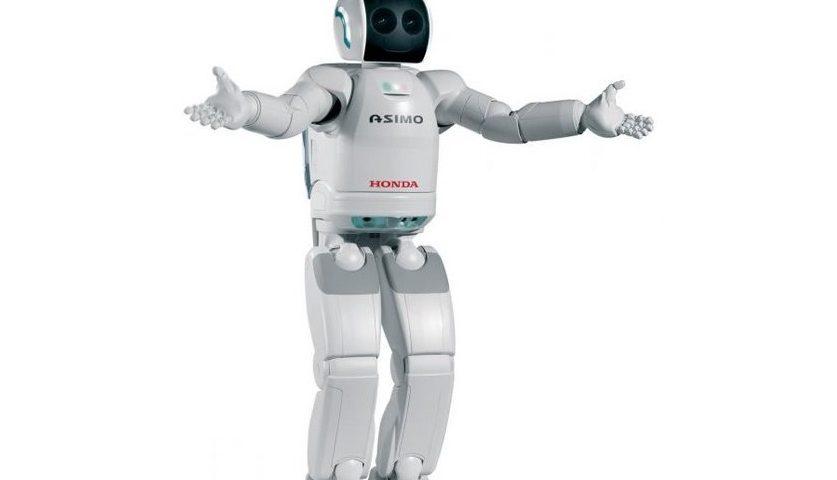 ربات آسیمو