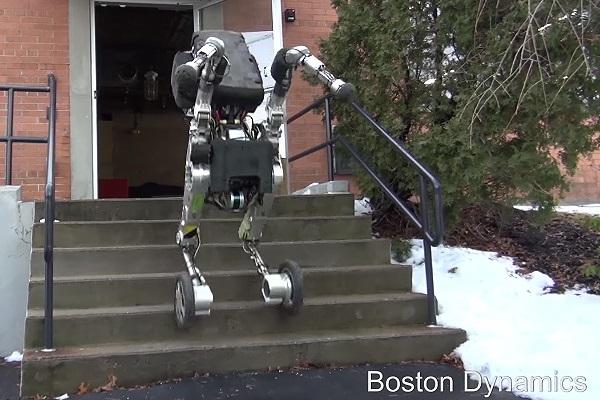 ربات Handle