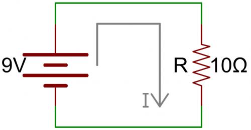 مثالی برای اندازه گیری توان الکتریکی