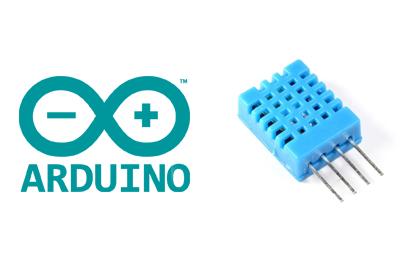 راه اندازی DHT با آردوینو