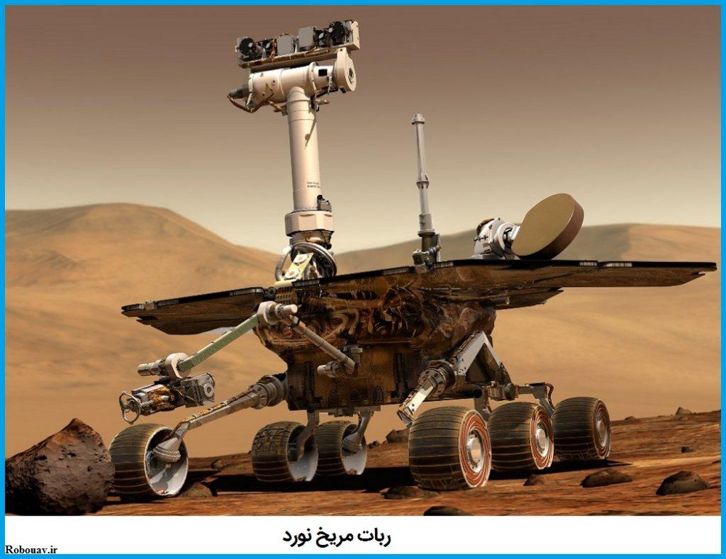 ربات مريخ نورد ناسا نسل جدید ربات ها