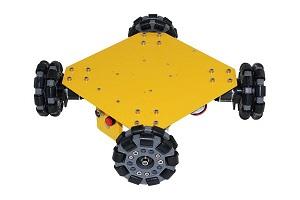 آشنايى با انواع چرخ هاى رباتيكى