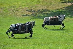 ربات LS3