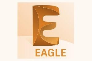 طراحی PCB با نرم افزار eagle