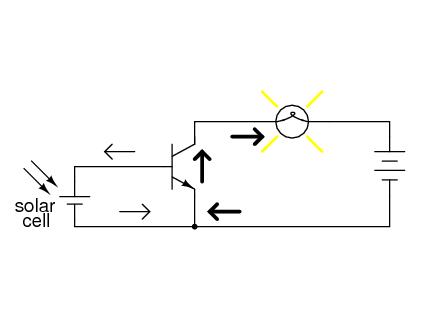 کاربرد ترانزیستورها - بخش دوم