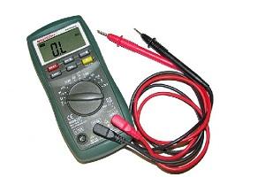 چک کردن اتصالات و نحوه تعویض فیوز با مولتی متر