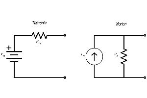 آشنایی با نظریه نورتون و نحوه تبدیل نورتون به تونن