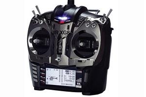راديوكنترل JR XG8